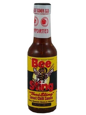 "Bee Sting ""Thai Sting"" Sweet Chili Sauce"