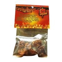 Dried Whole Carolina Reaper Pods