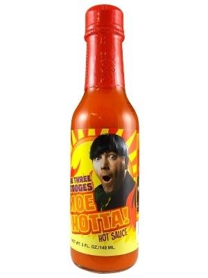 The Three Stooges Moe Hotta! Hot Sauce