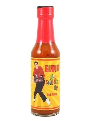 Elvis' All Shook Up Hot Sauce