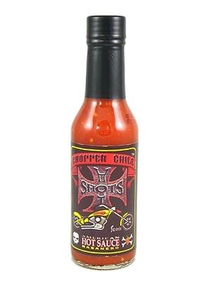 Chopper Chile Habanero Hot Sauce