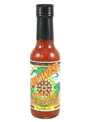Key West Key Lime Hot Sauce