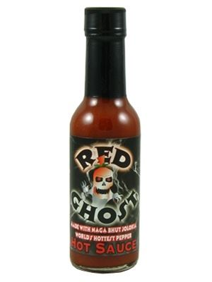 Red Ghost Hot Sauce