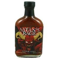 Satan's Rage Pepper Hot Sauce