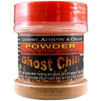 Pure Bhut Jolokia Ghost Chili Powder
