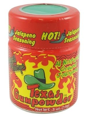 SuckleBusters Texas Gunpowder HOT
