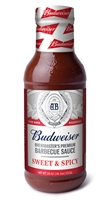 Budweiser Sweet Barbecue Sauce
