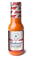 Budweiser Mild and Tangy Wing Sauce