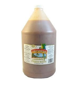 Trinidad Extra Hot Pepper Sauce Gallon