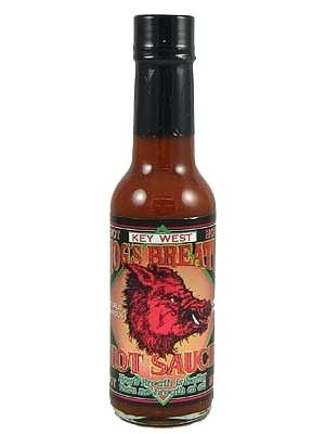Hog's Breath Key West Extra Hot Sauce