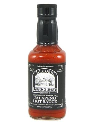 Tennessee Whiskey Jalapeno Hot Sauce with Jack Daniels