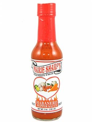 Marie Sharp's Hot Habanero Pepper Sauce