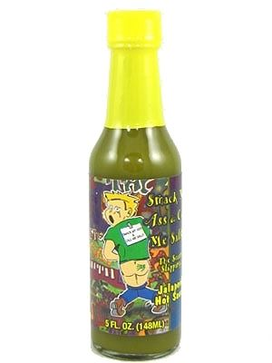 Smack My Ass, The Second Slapping Green Jalapeno