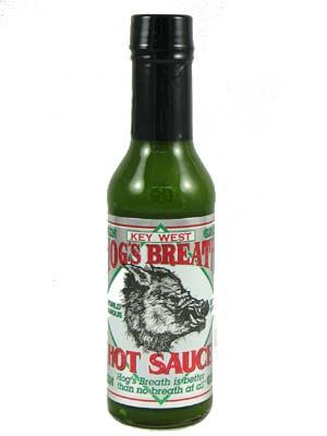 Hog's Breath Key West Green Hot Sauce