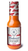 Budweiser Hot and Spicy Wing Sauce