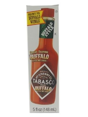 TABASCO® brand Buffalo Style Hot Sauce