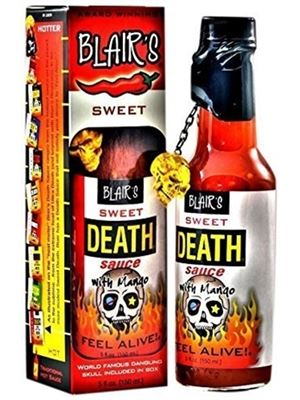 Blair's Sweet Death Sauce with Mango