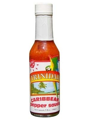 Trinidad Caribbean Medium Pepper Sauce