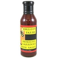 Ingleby Farms Mesquite BBQ Pepper Sauce