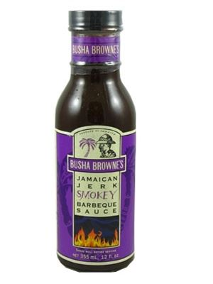 Busha Browne's Smoky Jamaican Jerk Barbecue Sauce