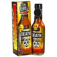 Blair's (Newest) Golden Death Sauce with Chipotle