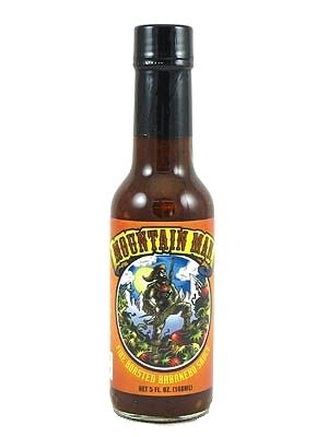 Mountain Man Fire Roasted Habanero