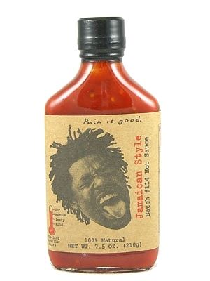Pain Is Good Batch #114 Jamaican Style Hot Sauce
