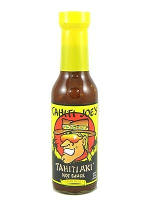 Tahiti Joe's Tahiti Aki Hot Sauce