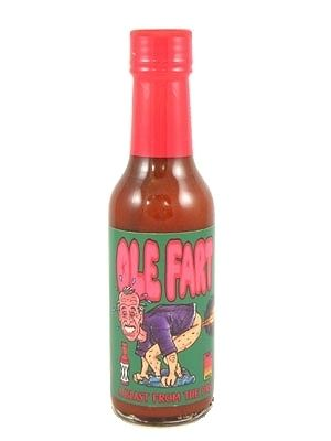 Ole Fart Hot Sauce