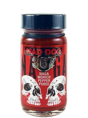 Mad Dog 357 Naga Morich Pepper Puree
