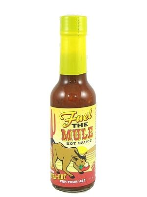 Fuel The Mule Hot Sauce