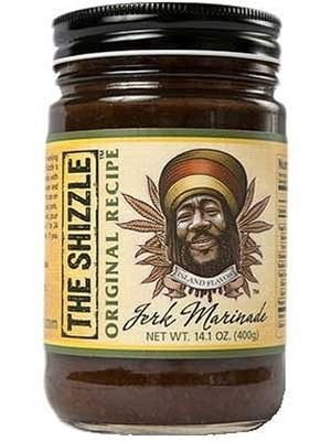 The Shizzle Original Recipe Jerk Marinade