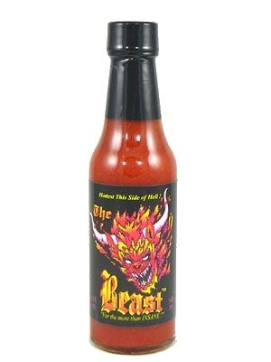 The Beast Hot Sauce, Hottest This Side Of Hell
