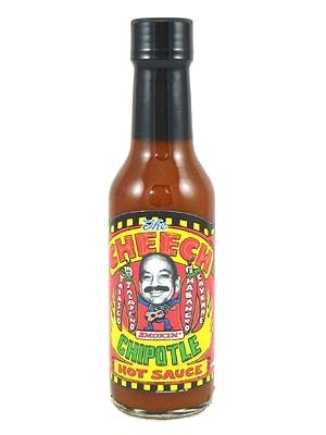 The Cheech Smokin' Chipotle Hot Sauce