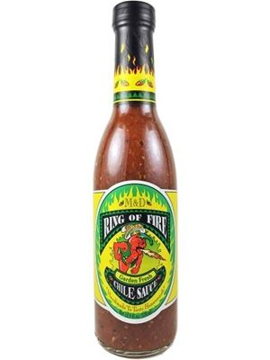 Ring Of Fire Garden Fresh Chile Sauce