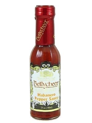 Bellycheer Gourmet Habanero Hot Pepper Sauce