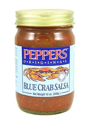 Peppers Original Blue Crab Salsa