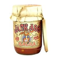 Jack Ass Salsa, With Add Your Own Habanero Pepper