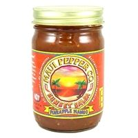 Tahiti Joe's Maui Pepper Sunset Salsa Pineapple Hot