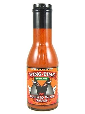 Wing Time Super Hot Wing Sauce