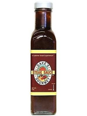 Dave's Gourmet Steak Sauce