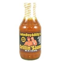 JohnBoy and Billy's Hot & Spicy Grillin' Sauce