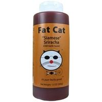 Fat Cat Siamese Sriracha Sauce