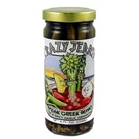 Crazy Jerry's Mean Green Beans