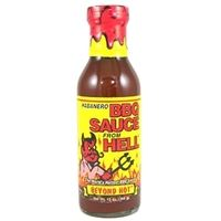 Habanero BBQ Sauce from Hell