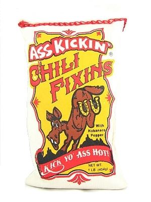 Ass Kickin' Chili Fixins