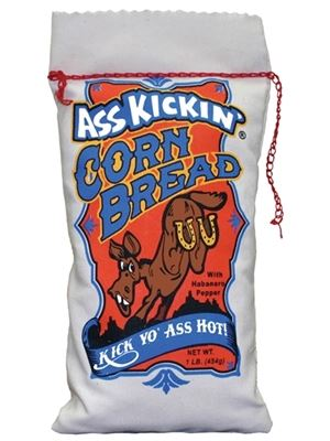 Ass Kickin' Corn Bread