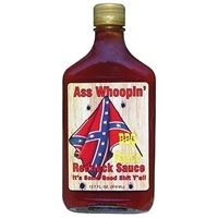 Ass Whoopin' Redneck Red BBQ Sauce