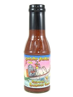 Swamp Honky Chipotle BBQ Sauce