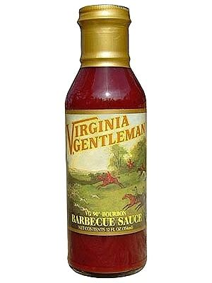 Virginia Gentleman VG90 Bourbon BBQ